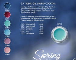 TREND GEL SPRING COCKTAIL