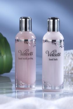 Velvets hand washpeeling