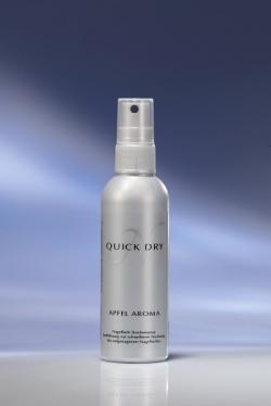Quick Dry Spraymit Apfel-Aroma