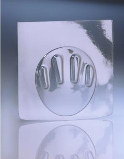 Kunststoff Handau lagefür UV Lampen